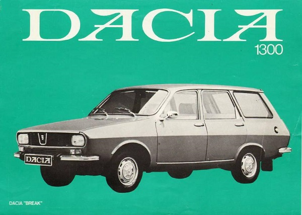 Dacia 1300 break