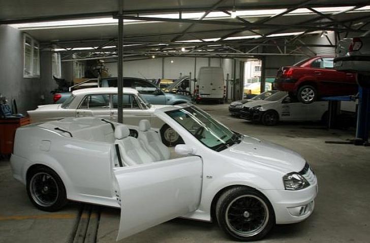 Logan Dacia Cabrio
