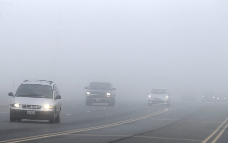 Sofat pe timp de ceata